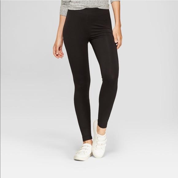d593174583fd90 a new day Pants | Black Target Leggings Lightly Worn | Poshmark